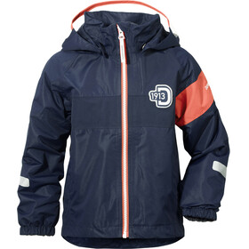 Didriksons 1913 Kalix Jacket Kids Navy